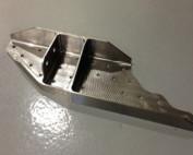 titanium splice plate