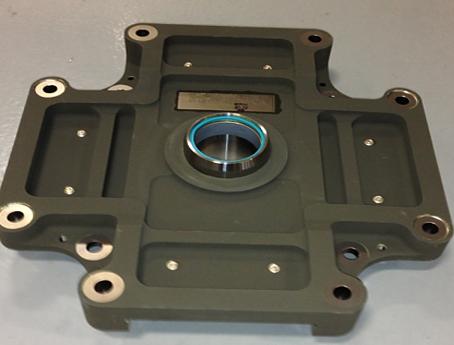 titanium tail rotor